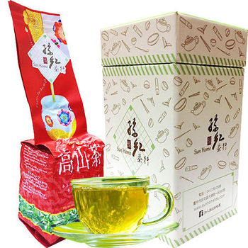 孫紅茶行 香醇四季春茶 單入150公克/罐