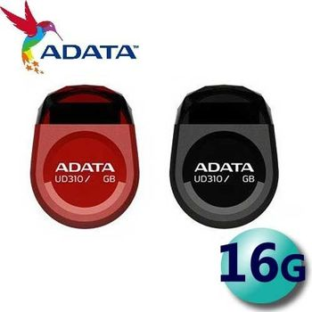 ADATA 威剛 16GB UD310 USB2.0 迷你寶石碟 隨身碟