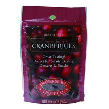 特拉佛斯天然蔓越莓乾(85g/包) x11包