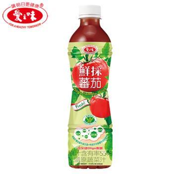 愛之味 鮮採蕃茄汁Oligo腸道保健530ml(24入/箱)