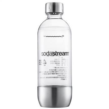 Sodastream金屬寶特瓶1L(1入)