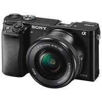 [64G+雙電全配]SONY a6000L變焦鏡組 16-50mm (公司貨)