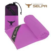 【韓國SELPA】科技吸水戶外速乾毛巾