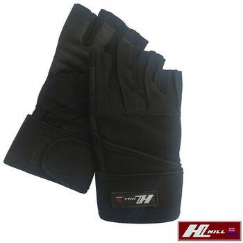 【HILL】專業強化 半指運動手套(H-03)