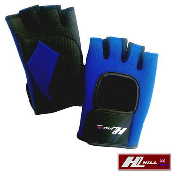 【HILL】高彈性 防滑半指運動手套(H-05)