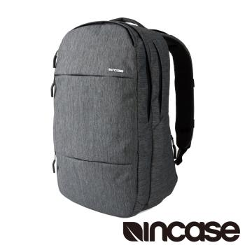 【Incase】City Backpack 17吋 城市雙層筆電後背包 (麻灰)