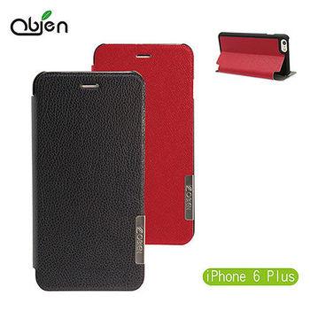 Obien iPhone 6 Plus 真皮手機保護套 (兩色可選)