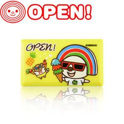 Open小將 多功能Combo ATM讀卡機-夏日假期 (OP-R02)-網