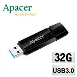 Apacer宇瞻 AH352 32GB 晶鑽隨身碟 USB3.0-網