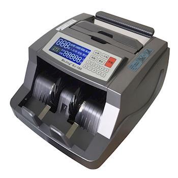 【BoJing】BJ-180 液晶數位充電式多功能點驗鈔機