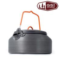 【美國GSI】鋁合金輕巧茶壺
