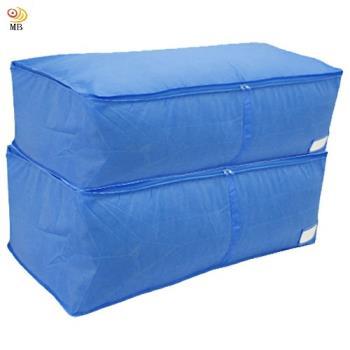 月陽80X45可水洗牛津布收納袋儲物袋收納箱整理箱超值2入(C180L2)
