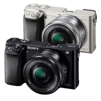【SONY】A6000 附16-50mm 變焦單鏡組 (中文平輸)