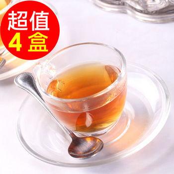 【茶屋樂】食事牛蒡養身茶4盒