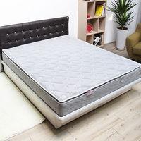 【H&D】 3M正三線乳膠防潑水獨立筒床墊-雙人5尺