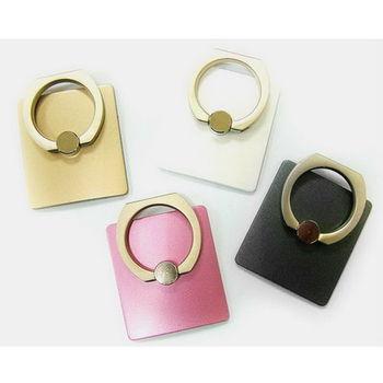 【KT】戒指式 掛環手機支撐架-1入(顏色隨機出貨)