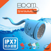 【BOOM】BOOM Swimmer Speaker 攜帶 造型 藍芽喇叭!!(造型防水藍芽喇叭)