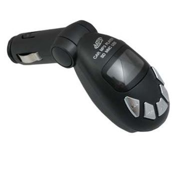 A7車用MP3轉播器(加贈多功能遙控器)