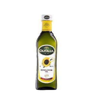 奧利塔 葵花油500ml x10罐+陳年葡萄醋250ml x2罐