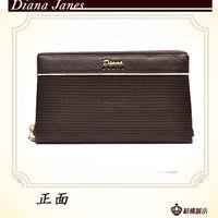 【Diana Janes 黛安娜】高雅女伶編織風手拿包