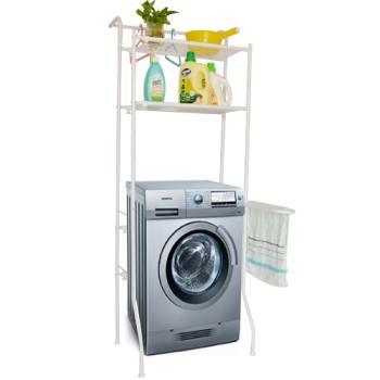 【將將好收納】生活大師可伸縮洗衣機置物架 可伸縮馬桶置物架