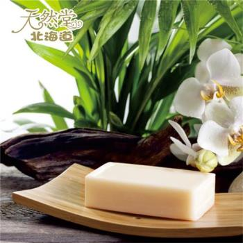 北海道‧天然堂 馬油手工潔膚皂(100g)