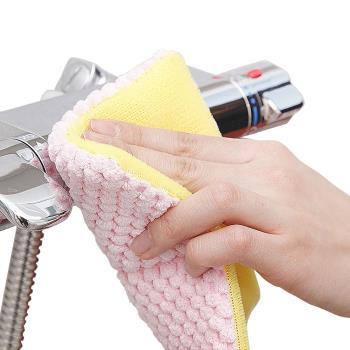 日本aisen特效除污雙面菜瓜布(浴室專用)2入裝