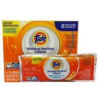 美國Tide洗衣槽清潔劑(75g*8)*6盒/箱