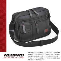 【NEOPRO】日本機能包 中型B5橫式 斜肩背包 側背包 尼龍 防潑水 男女推薦商務款【2-020】