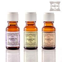 Parfum 帕芬 名牌香水摩洛哥護髮油隨身組(10mlX3入)