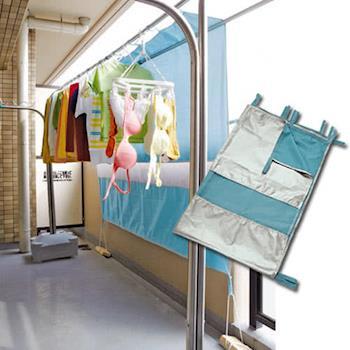 《TOMA‧TOMA》陽台遮雨隔熱曬衣簾