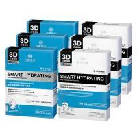 台塑生醫 Dr's Formula丰潤肌保濕面膜6入組(玻尿酸*3盒+九胜肽*3盒)