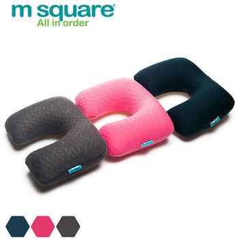 M Square旅行舒適棉充氣頸枕