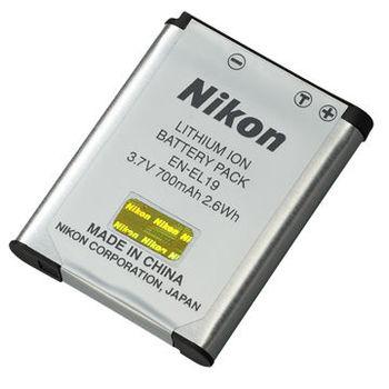 NIKON EN-EL19專用相機原廠電池 (裸裝)