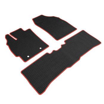 3D 神爪卡固平面專用型踏墊 (彩色包邊 A 款)