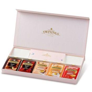 唐寧茶 藝術家禮盒-香氛花茶系列(20茶包)