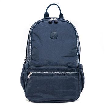 COUNT DUCK 美系悠活輕量運動型後背包-CD-012-藍色