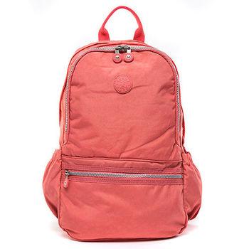 COUNT DUCK 美系悠活輕量運動型後背包-CD-012-粉橘色