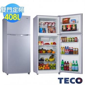 TECO東元 408公升雙門定頻冰箱R4151N