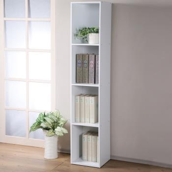 Homelike 現代風四格置物櫃