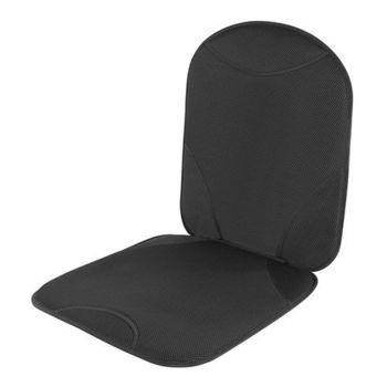 【源之氣】台灣竹炭L型坐墊/厚1.5cm/止滑棒設計 RM-9416