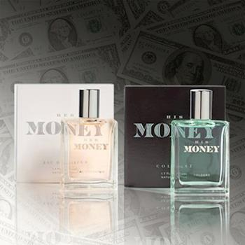 【Money】Her Money Eau de Parfum+His Money Cologne-金錢香水男女對香組