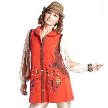 蘭陵100%棉修身顯瘦背心套組2+2入 103-09-03