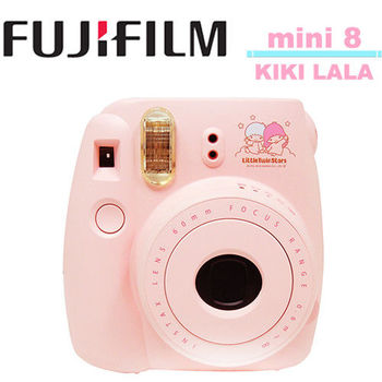 拍立得 FUJIFILM instax mini 8 相機-KIKI LALA(公司貨)