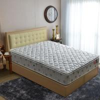 睡尚寶-正三線乳膠-竹碳紗-蜂巢獨立筒床墊-雙人5尺