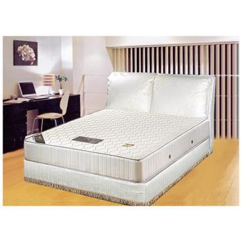 【H&D】飯店款3M防潑水獨立筒床墊-雙人加大6尺