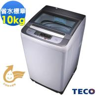 TECO東元10公斤FUZZY人工智慧小蠻腰定頻洗衣機W1038FW福利品