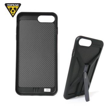 TOPEAK RideCase iPhone 6+ 6S+ 7+ 8+用 智慧型手機保護殼/套(黑)