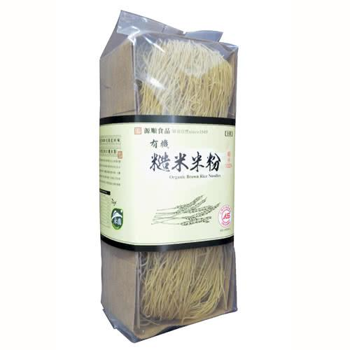 《源順》有機糙米米粉(200g/包,共10包)