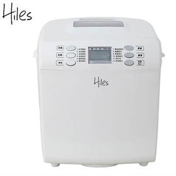 【Hiles】DC直流變頻全自動製麵包機HE-1182